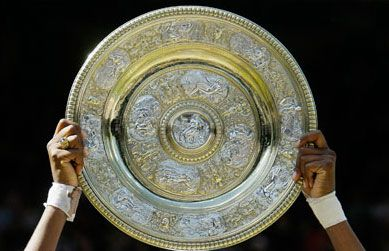 Wimbledon Trophies - The Ladies' Singles Trophy