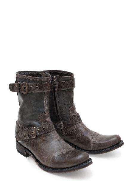 Sendra Boots 11240_CITY_VIBRAN-NEGRO_VIBRAN-GRIGIO 1