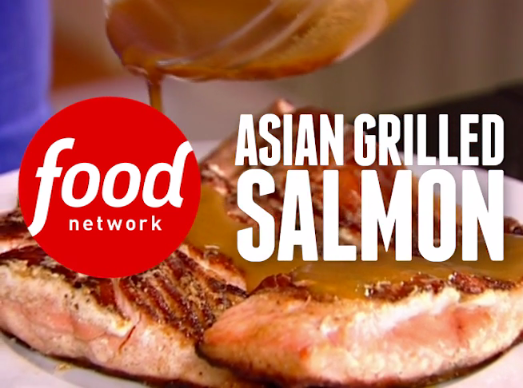 Asian grilled salmon recipe main dishes sauces and dishes asian grilled salmon forumfinder Gallery