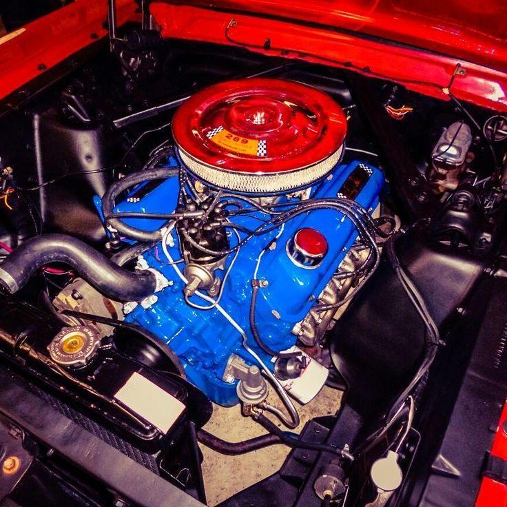 289 Ford Engine Diagram