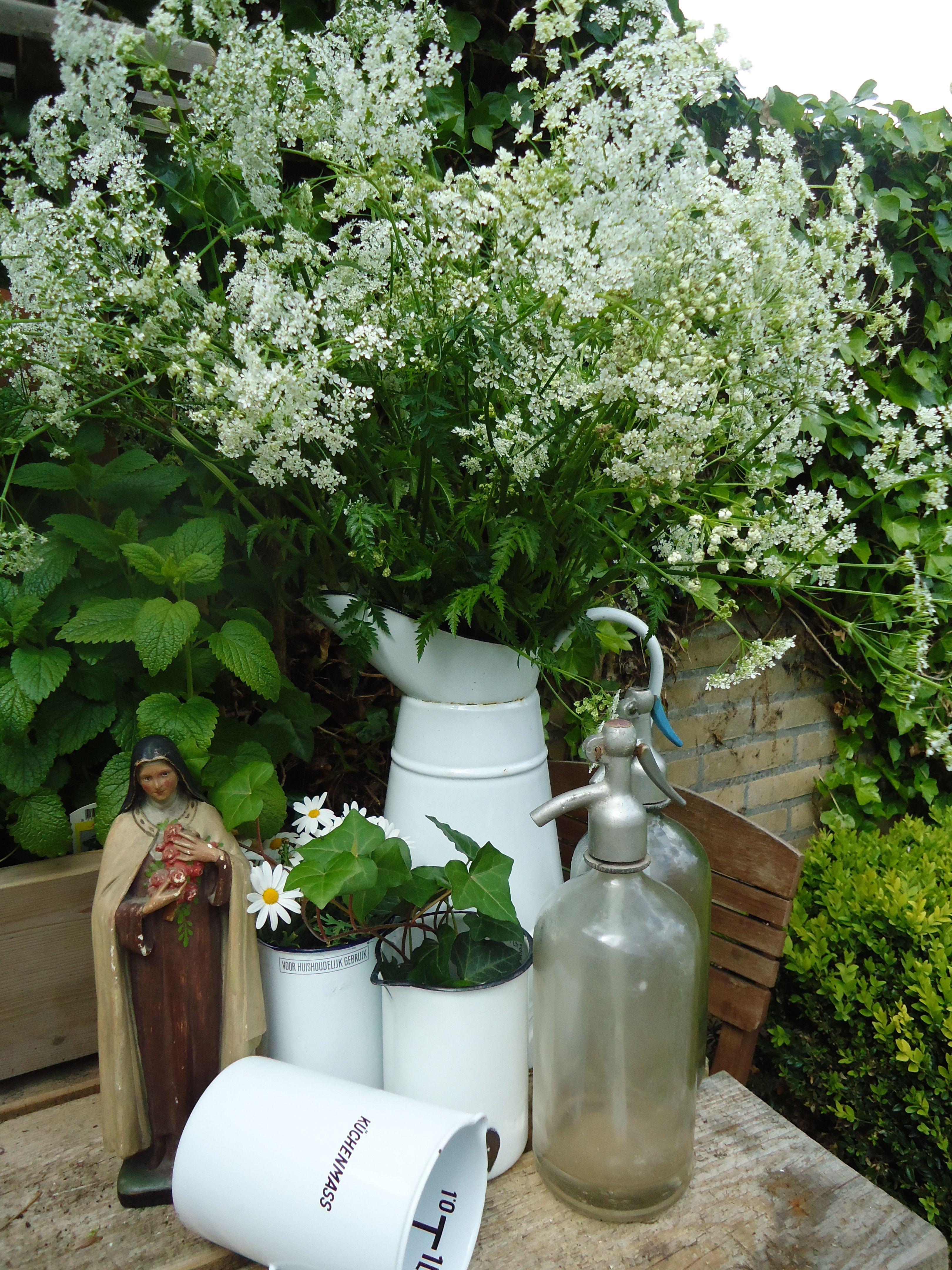 mazztuinmeubelen inspiratie outside decorations garden tuindecoratie tuin home on zink outdoor kitchen id=90107