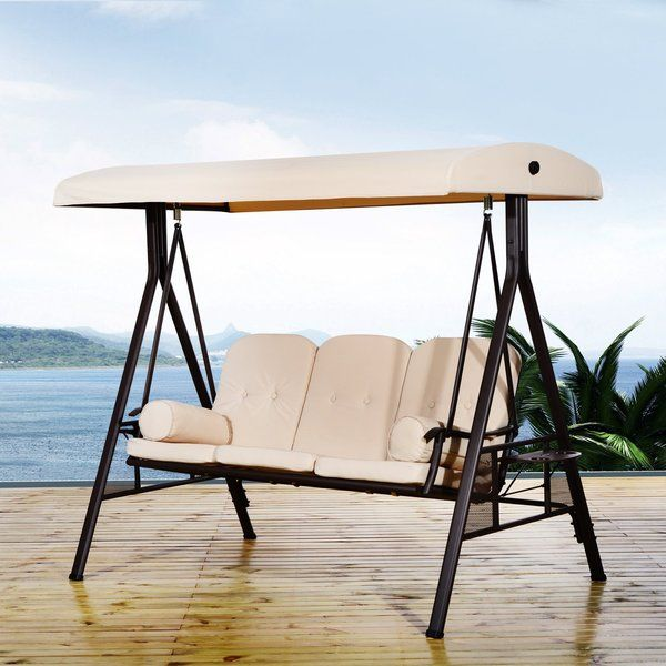 Swing Seat Is Proud To Present This Stylish 3 Seats Swing Seat  This Awesome Chair Features An