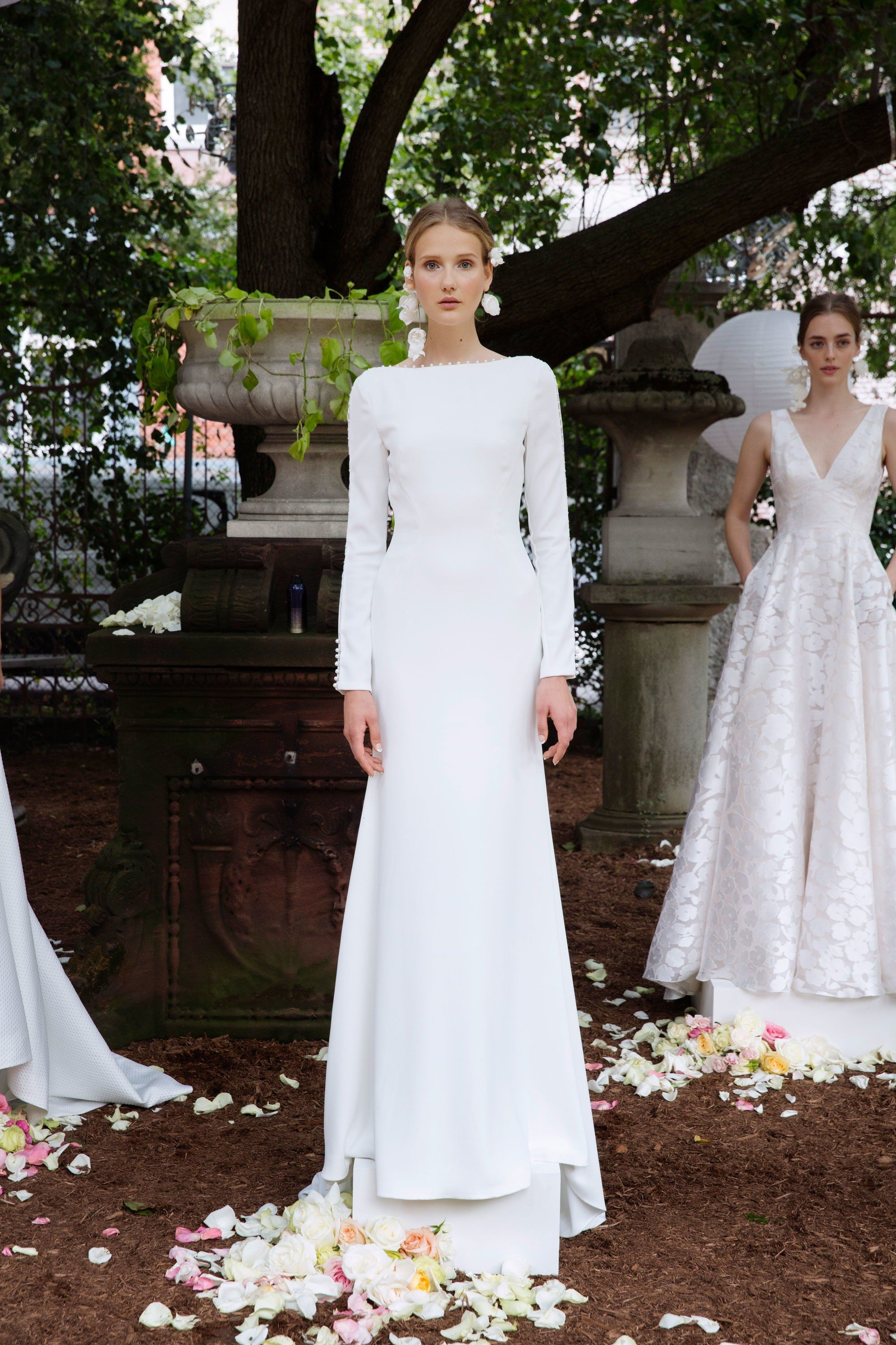 e7c1b363f6 Lela Rose Bridal Autumn-Winter 2018-2019 (Bridal Fall 2018)