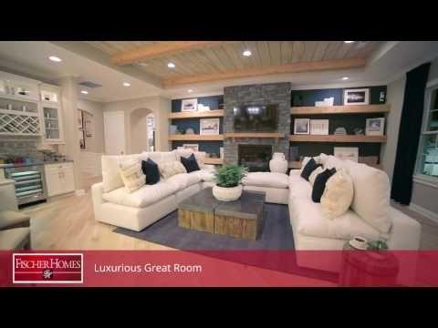 The Rookwood Floorplan by Fischer Homes