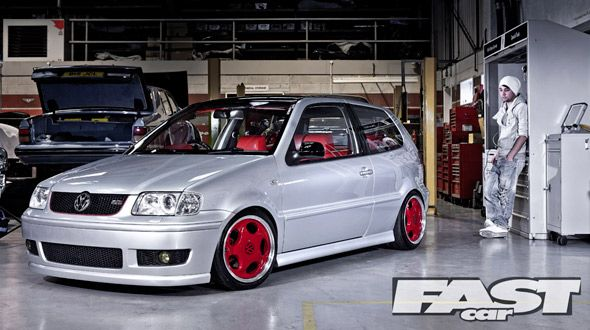 vw polo styling parts