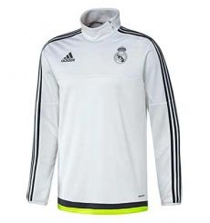 outlet boutique cheaper on feet at Comprar Top Blanco Real Madrid 2015/2016 | Equipación Real ...