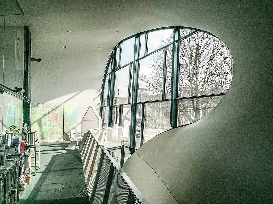 Arcam Architecture Design Institute Amsterdam Curve Easy Relax