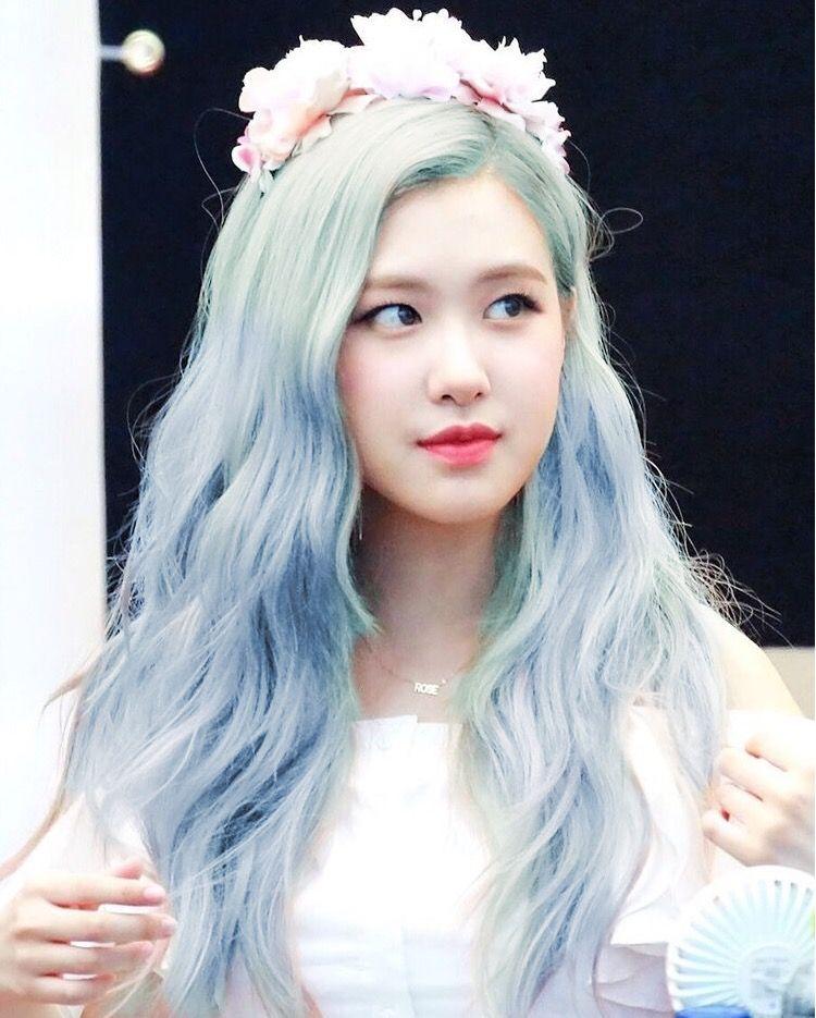 ROSE ️ #blackpink #kpop #parkchaeyoung trong 2020   Nữ thần, Hình ảnh và Dễ thương
