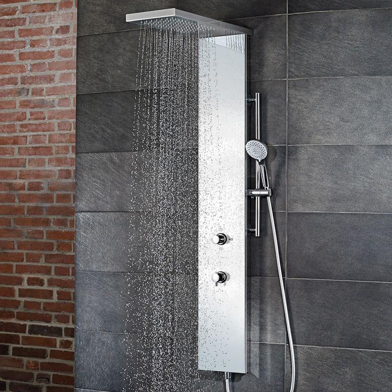 HSK Duschkabinenbau KG Shower & Co. Duschpaneel Lavida