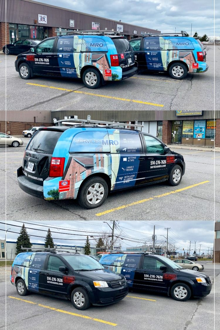 Vehicle wraps and lettering Vehicle stickers Vehicle