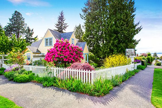 118 Fencing Ideas and Designs - Different Types With Images Garden