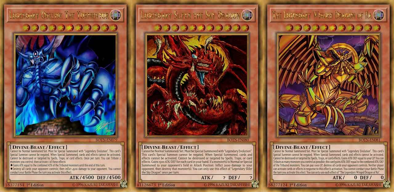 Legendary Egyptian God Cards By Https Www Deviantart Com Chaostrevor On Deviantart Egyptian Gods Yugioh Cards Monster Cards