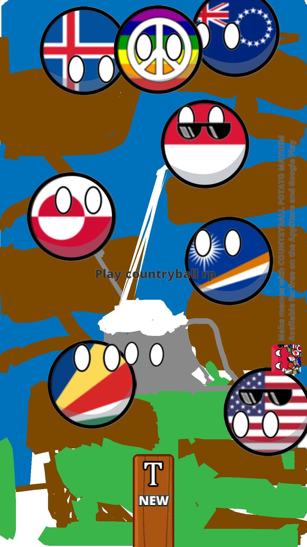 Download Countryball Potato Mayhem S Meme Creator For Free Appstore Https Itunes Apple Com Us App Countryball Id Google Play Store Meme Creator Google Play
