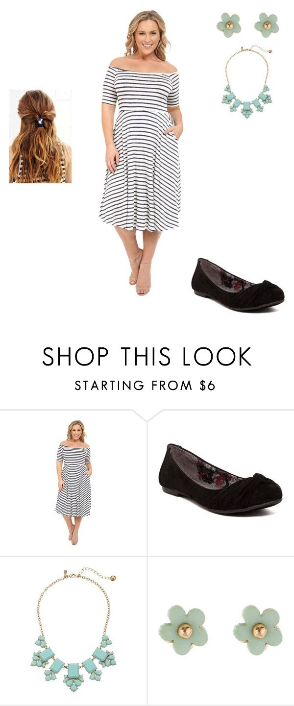 """""""Plus Sized To Wear 2"""" by courtneymoody243265 on Polyvore featuring Rachel Pally, Report, Kate Spade, Accessorize, women's clothing, women's fashion, women, female, woman and misses"""