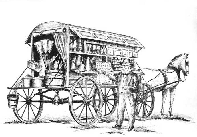 Peddler S Disguise Coloring Pages Color Research Images