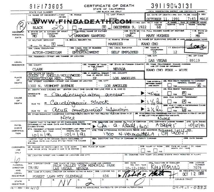 Redd Foxx Death Redd Foxx Projects to Try Pinterest Redd foxx - fake printable divorce papers