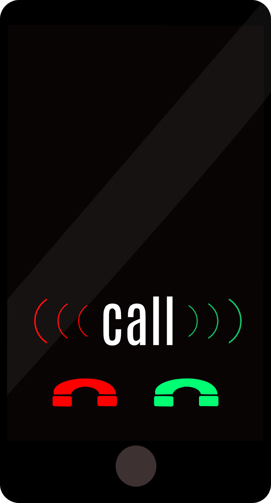 Download free illustrations of smartphone, call, phone