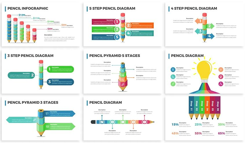 25 Best Free 3d Powerpoint Ppt Templates To Download For 2020 Infographic Powerpoint Powerpoint Template Free Powerpoint