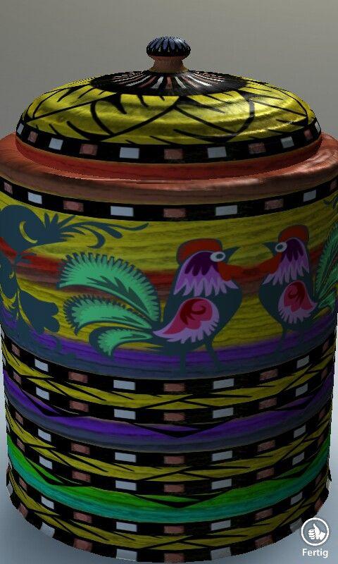 Mexiko Vase