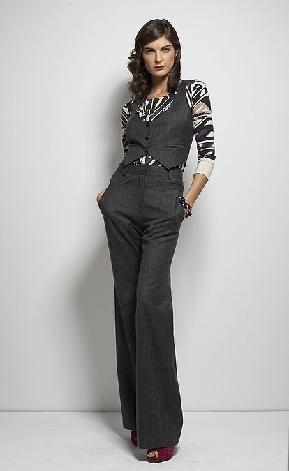 Business Dress Code for Women   And finally, the most important thing is style!