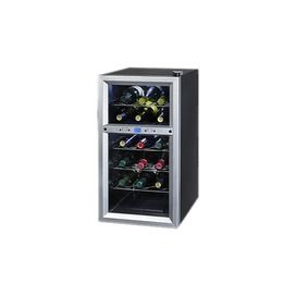 Might need another of these 18-Bottle Thermoelectric Wine Refrigerator $212.95