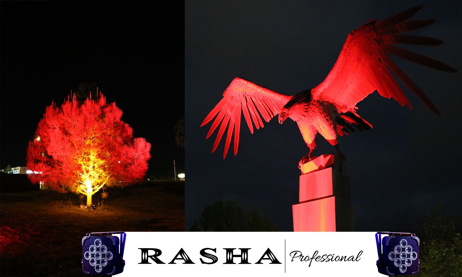 Lets Light Up your World  www.rashaprofessional.com  #rashaprofessional  #rasha #light #color #RGBA #stage #lighting #events #lights #concerts #theater #letslightupyourworld #led #uplights #dj #party #clubs #architecture #landscape #music  #wedding  #pinspots #summernamm #proudmember #namm