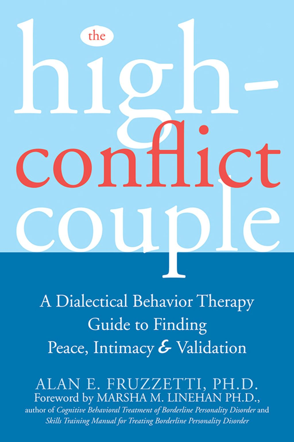 The High Conflict Couple Ebook