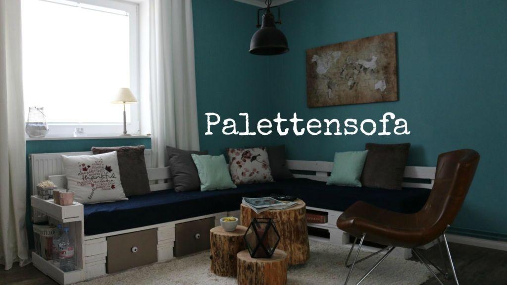 Palettensofa