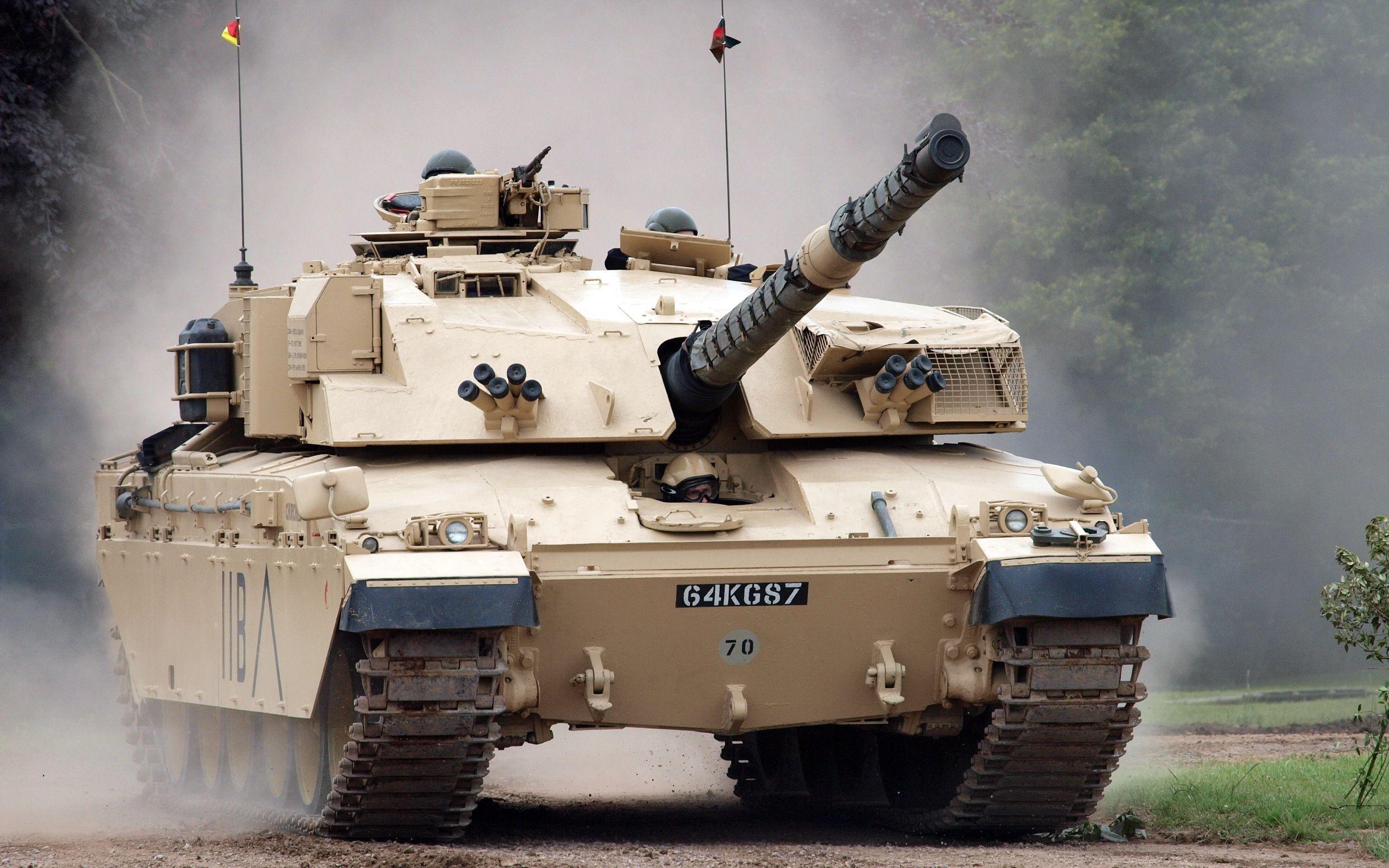 Military Tank Wallpaper Zbraně
