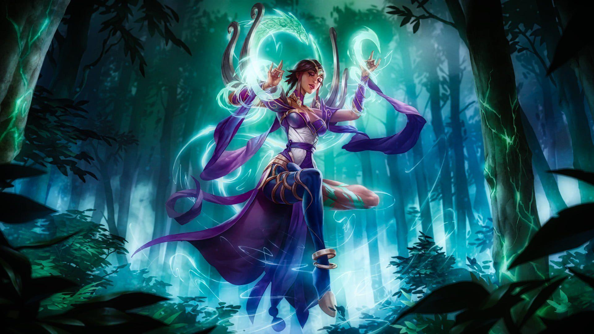 Legends Of Runeterra Wallpapers L2pbomb League Of Legends Lol League Of Legends Character Art