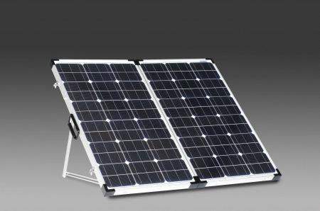 Zamp Solar 200w Portable Foldable Solar Panel W Charge