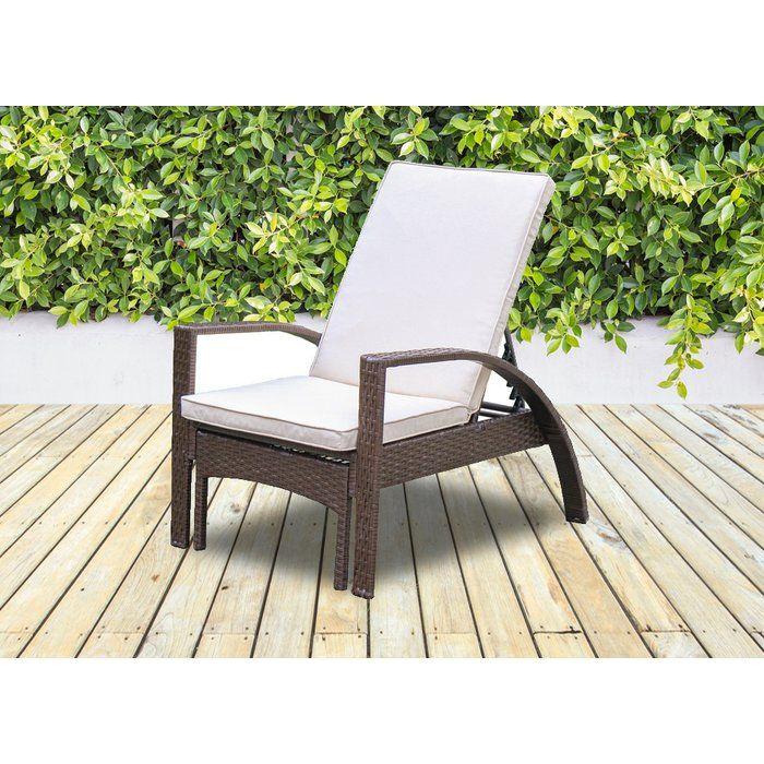 Fine This Versatile Convertible Lucero Chaise Lounge With Cushion Creativecarmelina Interior Chair Design Creativecarmelinacom