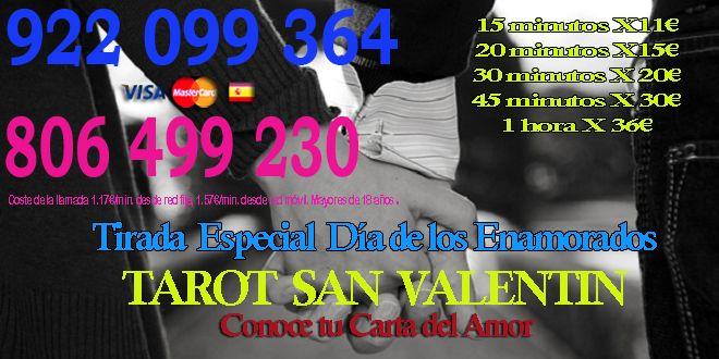 Tarot San Valentin tirada especial