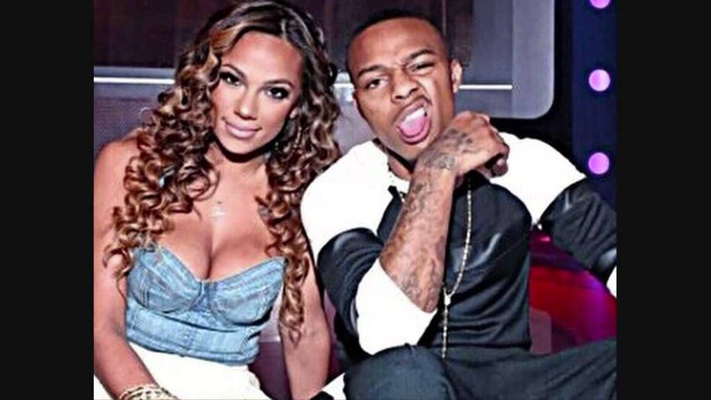 nice Bow Wow Moves His Fiance Erica Mena In the Basement of Mansion w/ His Momma.