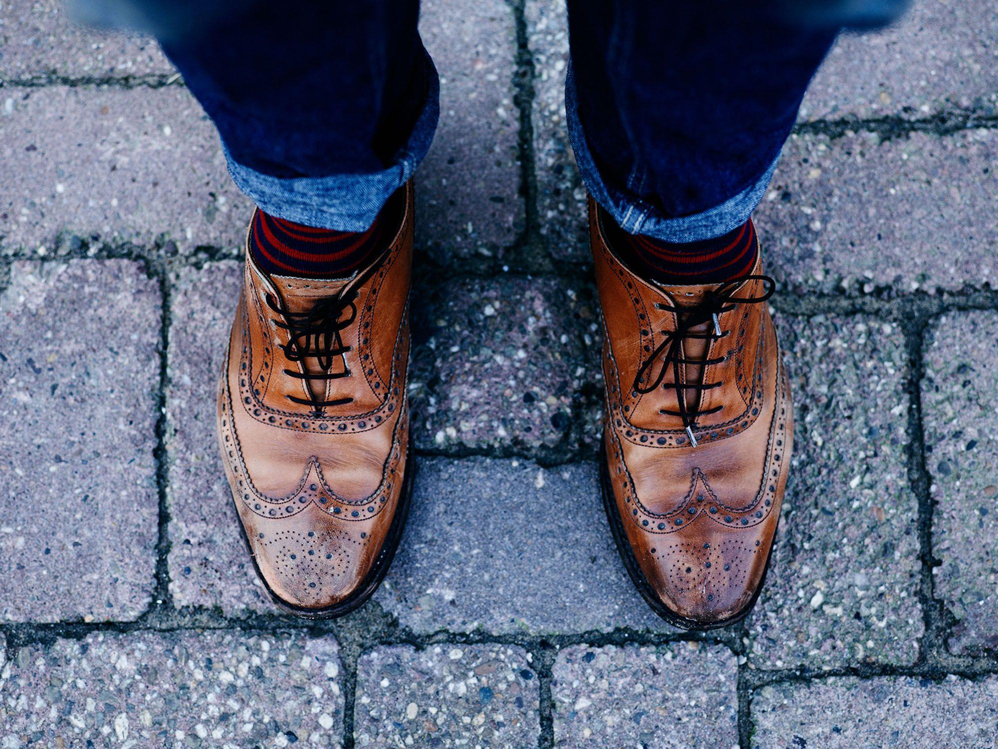 oxford, jeans, denim, mens fashion, fashion, shoes | He ...