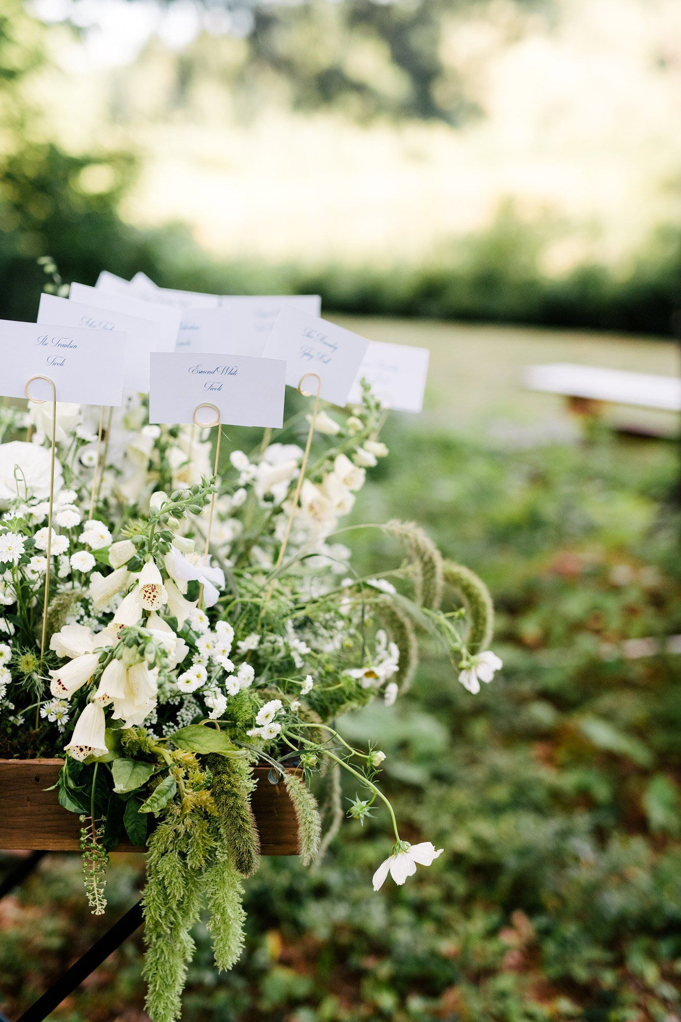 Wedding decoration ideas outside  Valerie Boster and Michael Macaulayus New Hampshire Wedding