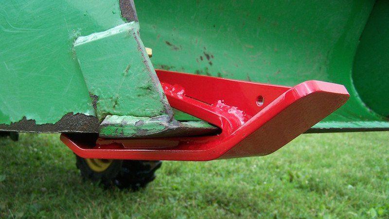 Homemade Garden Tractors >> Edge Tamer | Tractor stuff | Pinterest | Tractor loader, Tractor and Buckets