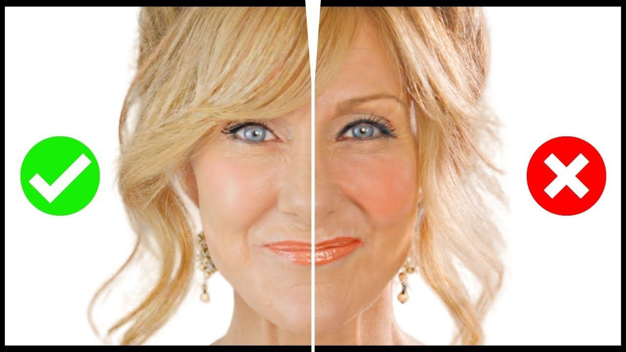 makeup mistakes over 50