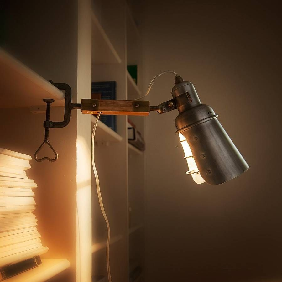 Clip On Light | Lights, Industrial and Room