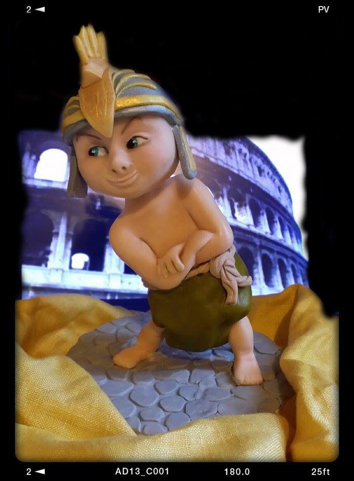 SPQR...il mio tributo alla città del mio cuore, Roma