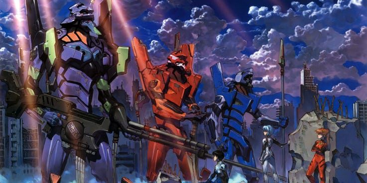 Every Battle in Neon Genesis Evangelion Ranked Neon