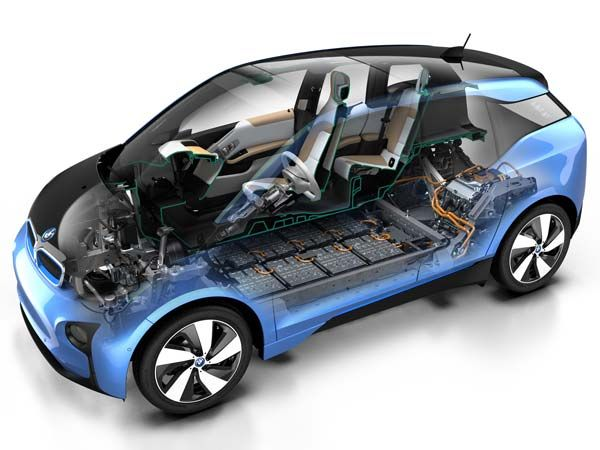 Bmw To Launch New Iteration Of I3 Electric Car In 2017 Automotive