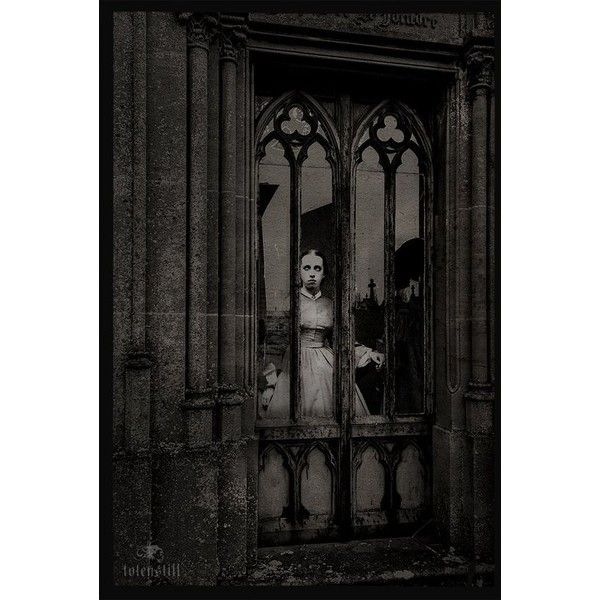 Gothic Windows Liked On Polyvore Featuring Home Decor Window Treatments Curtains