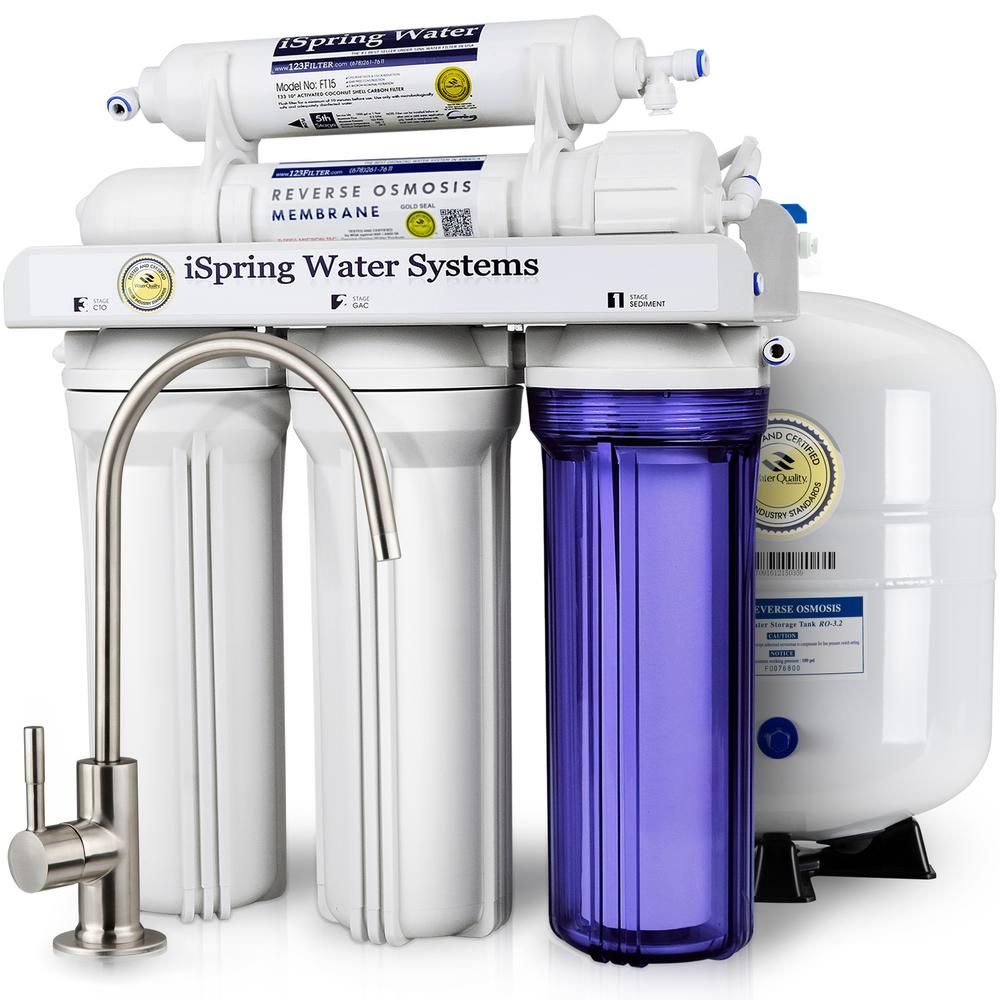 Under Sink Water Filters Reviews And Recommendations Sink