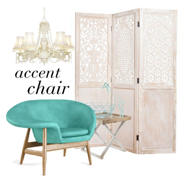 """""""Accent Chairs X"""" by tippi-h ❤ liked on Polyvore featuring interior, interiors, interior design, home, home decor, interior decorating, Abigails, Brownstone and Joybird Furniture"""