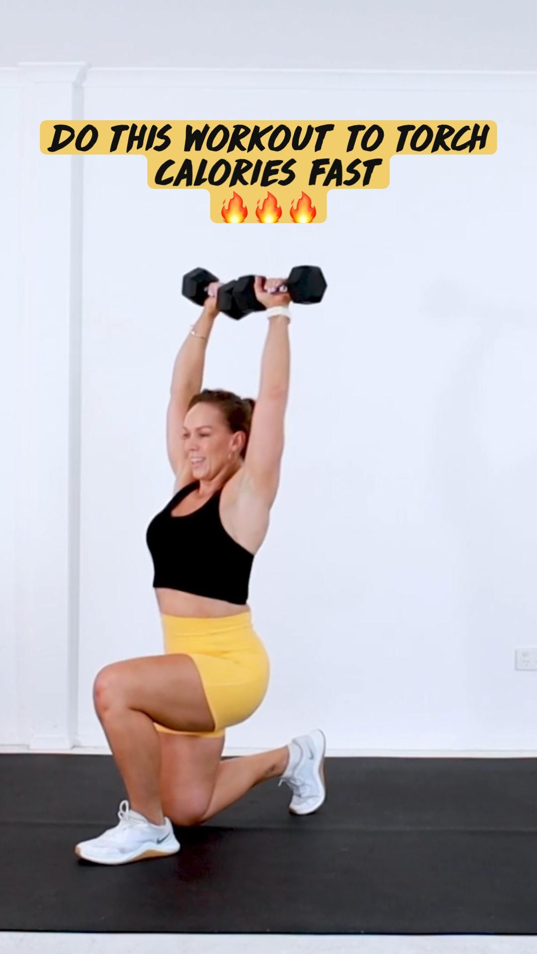 Do This Workout To Torch Calories Fast An Immersive Guide By Penny