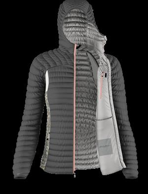 8cd1d99e48d Eddie Bauer Custom Microtherm Jacket I designed!!!!