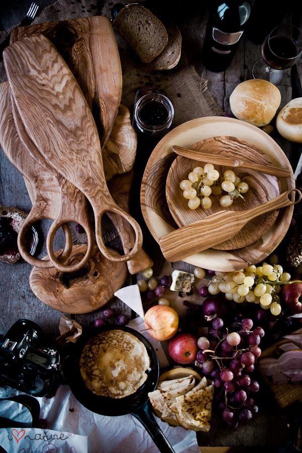 Food Drink Food Served On Rustic Cutting Boards Fall Wedding