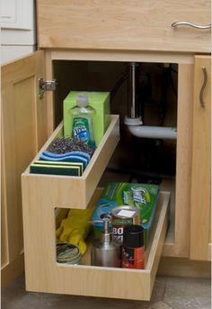 kitchen sink organizer ideas google search - Kitchen Sink Organizer