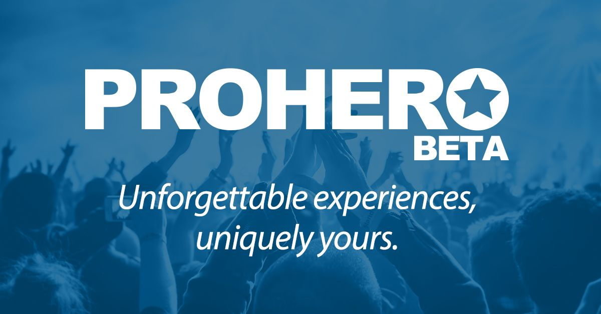 speaker bureau These are the cool things you can do in ProHero. Signup! Workout, attend a game, go to dinner or get merchandise from NBA champs, NFL athletes, https://prohero.com/
